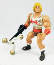 Masters of the Universe (loose) - Flying Fists He-Man / Musclor l\'Eclair