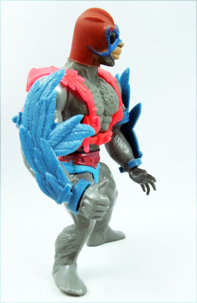 """Masters of the Universe (loose) - Stratos \""""blue wings\"""""""