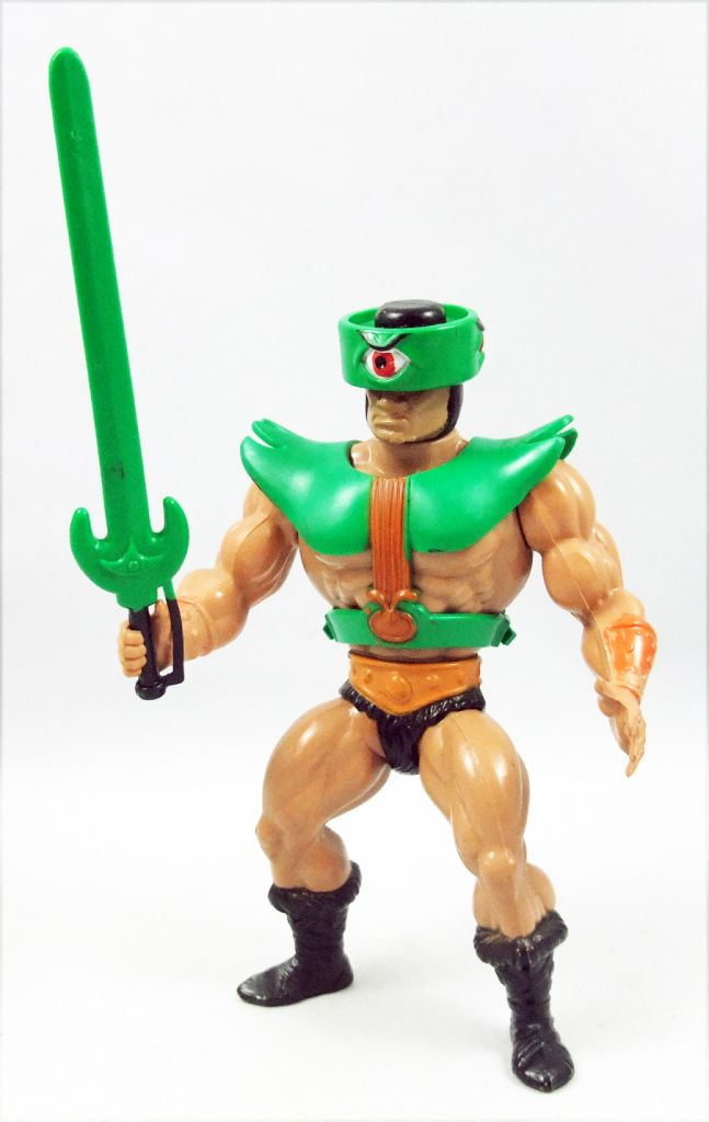 Masters of the Universe (loose) - Tri-Klops / Triclops
