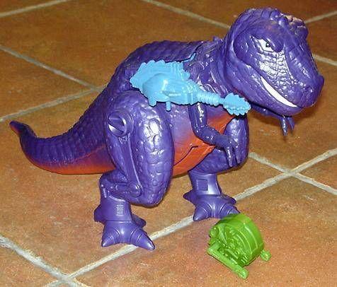 Masters of the Universe (loose) - Tyrantisaurus Rex