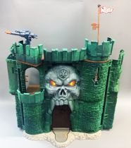Masters of the Universe 200X - Castle Grayskull (action chip version) loose w/Box