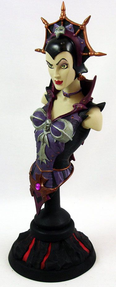 Masters of the Universe 200X - Evil-Lyn Mini-bust