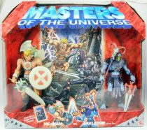 Masters of the Universe 200X - He-Man & Skeletor w/ Excl. Comic