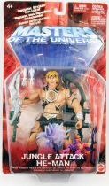 Masters of the Universe 200X - Jungle Attack He-Man