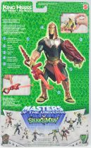 Masters of the Universe 200X - King Hssss