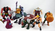 Masters of the Universe 200X - McDonald\\\'s - Set de 8 figurines Happy Meal