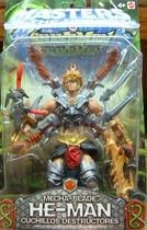 Masters of the Universe 200X - Mecha-Blade He-Man
