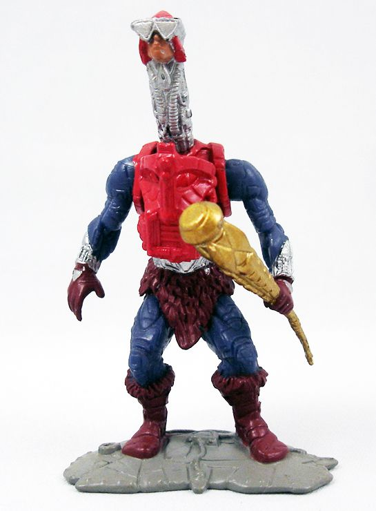 Masters of the Universe 200X - Mini-figurine - Mekaneck (loose)