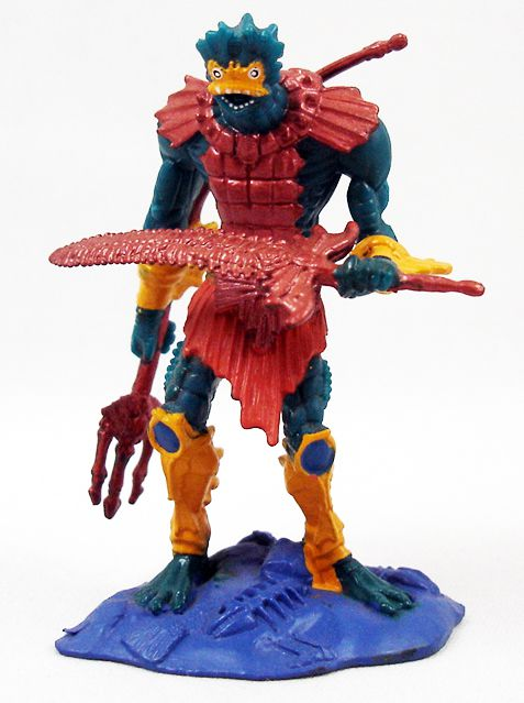 Masters of the Universe 200X - Mini-figurine - Mer-Man (loose)