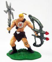 Masters of the Universe 200X - Mini-figurine Jungle Attack He-Man (loose)