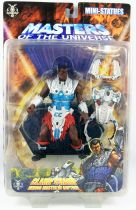 Masters of the Universe 200X - Mini-Statue Clamp Champ
