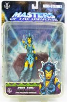 "Masters of the Universe 200X - Mini-Statue Evil-Lyn \""Classic Colors Edition\"""