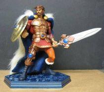 Masters of the Universe 200X - Mini-Statue King Randor (vintage colors)