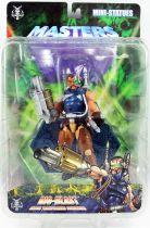 Masters of the Universe 200X - Mini-Statue Rio Blast