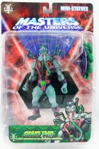 Masters of the Universe 200X - Mini-Statue Snake Face
