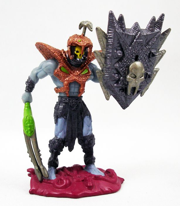 Masters of the Universe 200X - Miniature figure - Snake Armor Skeletor (loose)