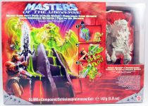 Masters of the Universe 200X - Mutant Slime Pit (avec Guerrier Mutant)