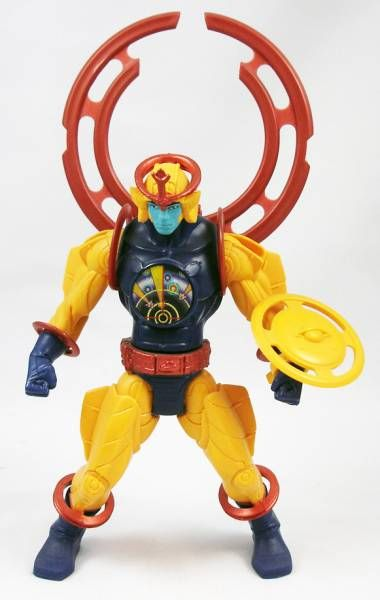 Sy-Klone Figure MOTU 200x Masters of the Universe Mattel 2002 NEW