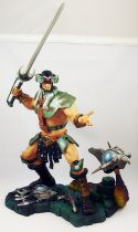 Masters of the Universe 200X - Tri-Klops 14\'\' Statue (loose)
