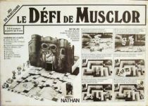 Masters of the Universe board game - The Challenge of He-Man - Nathan