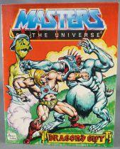 Masters of the Universe Mini-comic - Dragon\'s Gift (anglais)