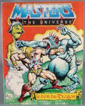 Masters of the Universe Mini-comic - Dragon\'s Gift (français)