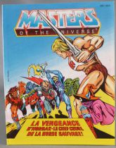 Masters of the Universe Mini-comic - Hordak - The Ruthless Leader\'s Revenge! (english-french)