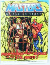 Masters of the Universe Mini-comic - Mantenna and the Menace of the Evil Horde! (anglais)