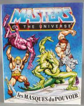 Masters of the Universe Mini-comic - Masks of Power (français)