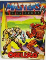 Masters of the Universe Mini-comic - The Obelisk (spanish)