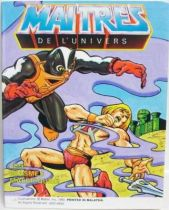 Masters of the Universe Mini-comic - The Stench of Evil! (french-english)