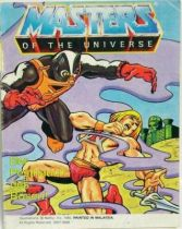 Masters of the Universe Mini-comic - The Stench of Evil! (german-italian)