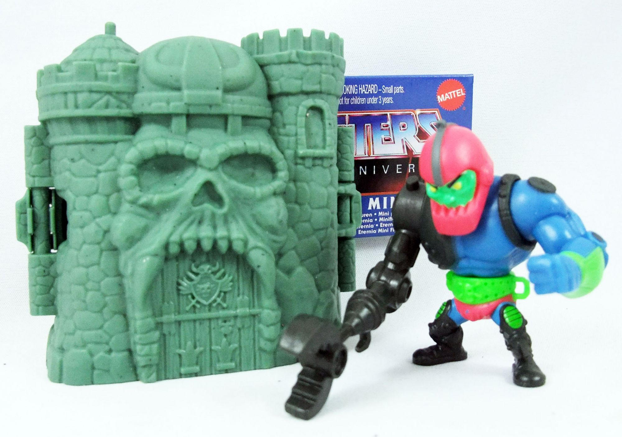 Masters of the Universe Minis - Trap Jaw