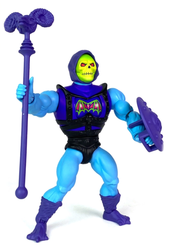 Masters of the Universe Origins - Battle Armor Skeletor