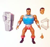 Masters of the Universe Origins - Clamp Champ