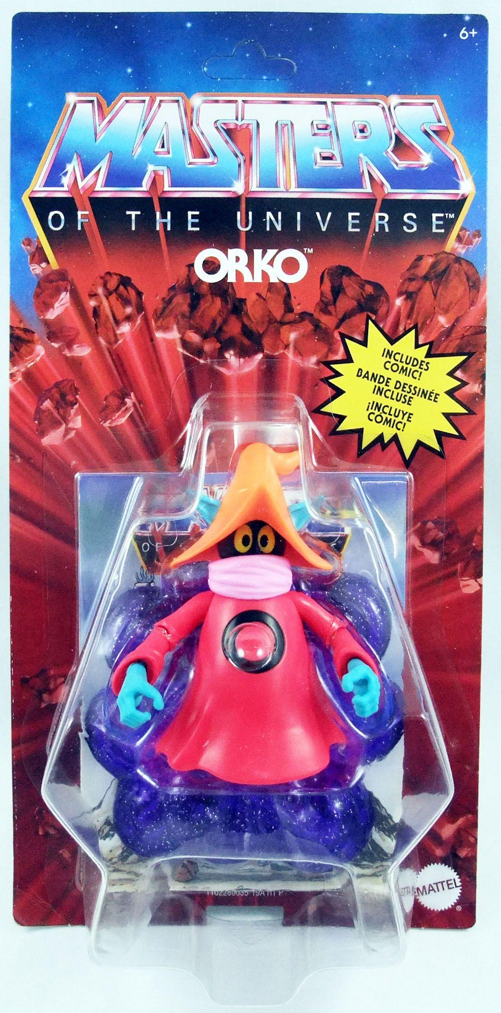 Masters of the Universe Origins - Orko