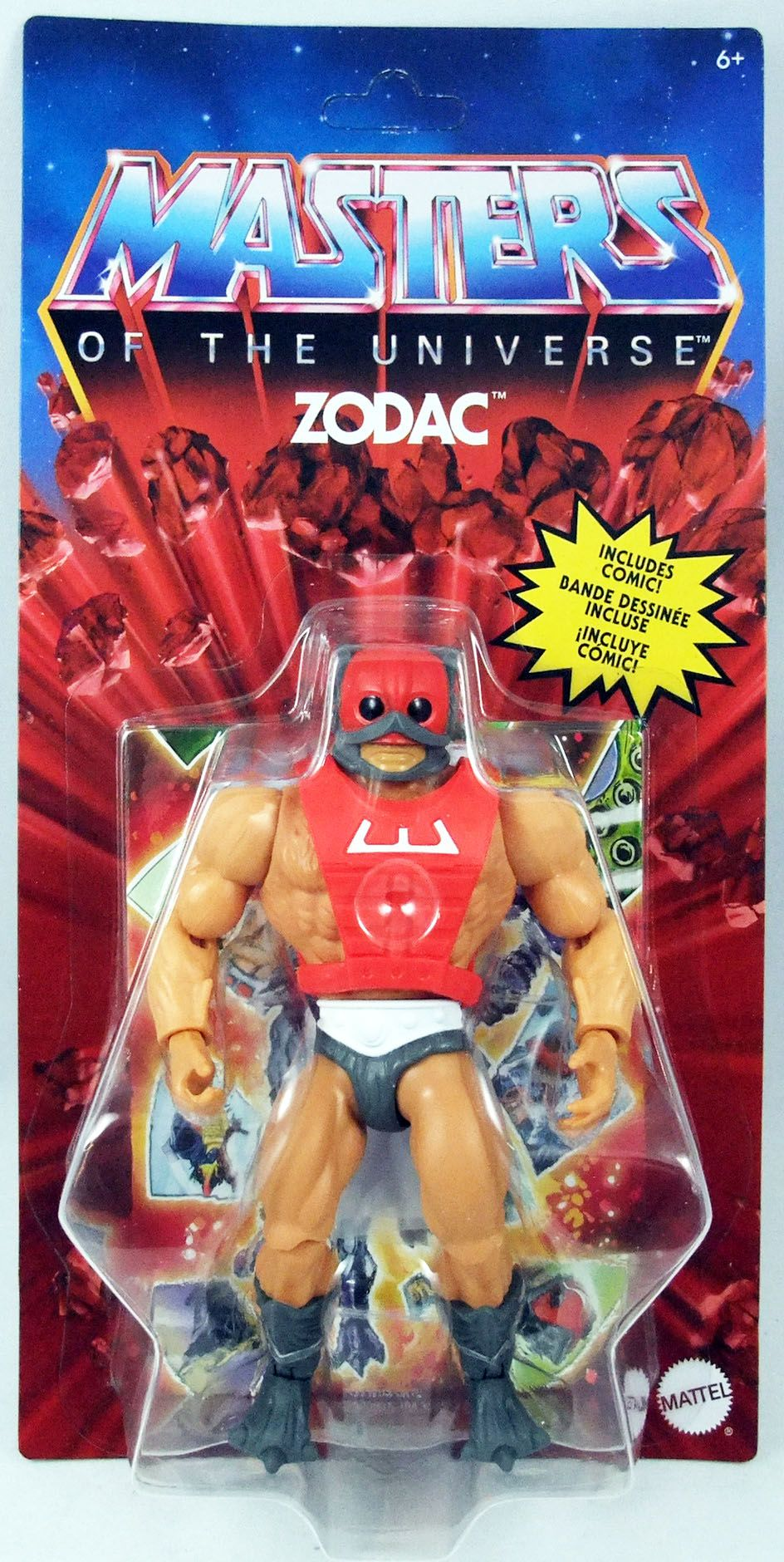 Masters of the Universe Origins - Zodac