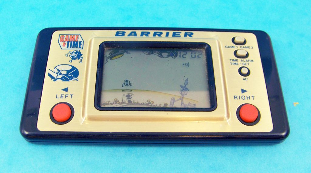 Masudaya (Play & Time) - Handheld Game - Barrier (loose)