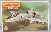 Matchbox - Fairchild A-10A Avion 1/72 PK-121