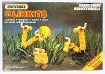 Matchbox - Linkits 1984 - Barnyard (Ruimtevogels)