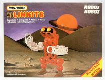 Matchbox - Linkits 1984 - Robot