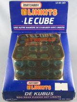 Matchbox - Linkits 1984 - The Cube Mint in Box
