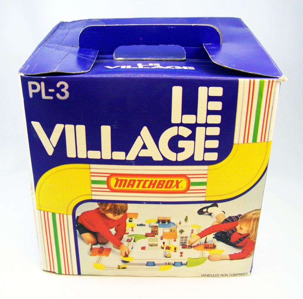 Matchbox 1977 - Le Village (ref.PL-3) 01