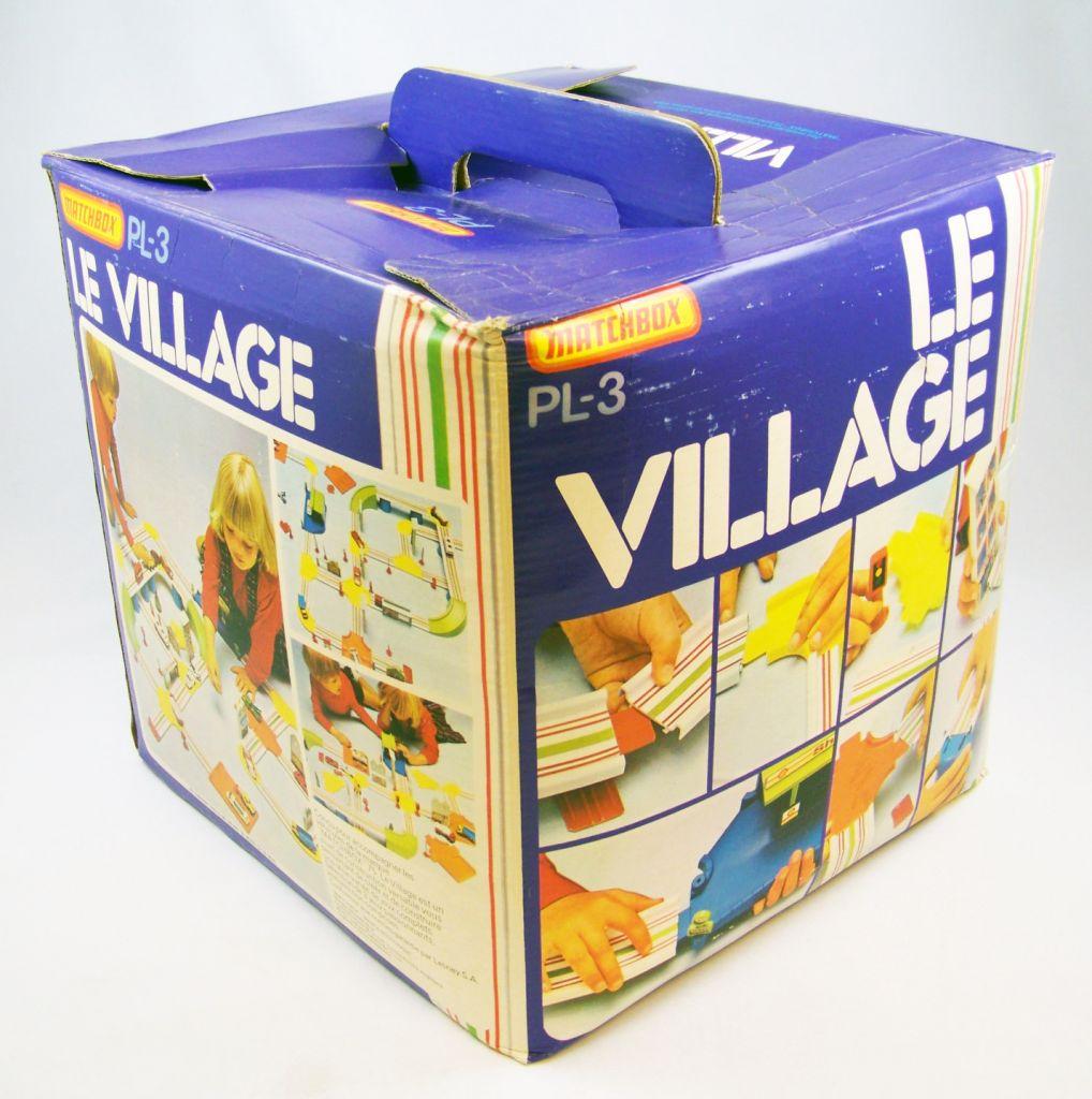 Matchbox 1977 - Le Village (ref.PL-3) 03