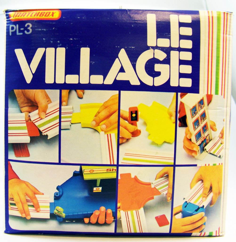 Matchbox 1977 - Le Village (ref.PL-3) 05