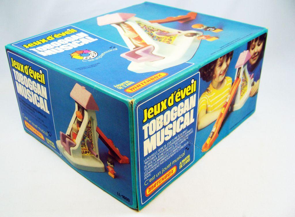Matchbox 1978 - Jeux d\'Eveil - Tobogan Musical 02