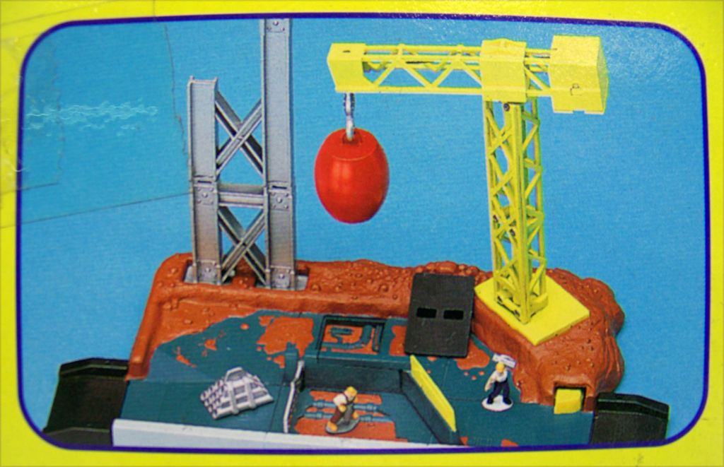 Matchbox Action System 1996 - #1 Construction Site 02