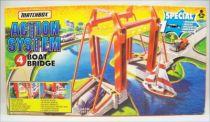 Matchbox Action System 1996 - #4 Boat Bridge 01