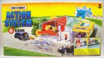 Matchbox Action System 1996 - #6 Bank 01