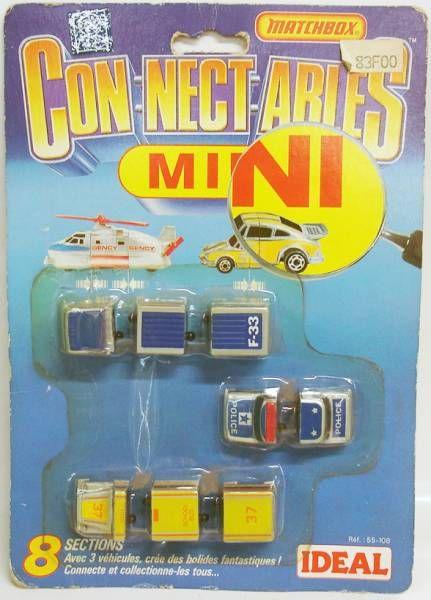 Matchbox Connectables Mini - Modèle A